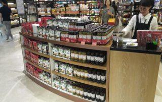 Hutesa abre mercado en Corea