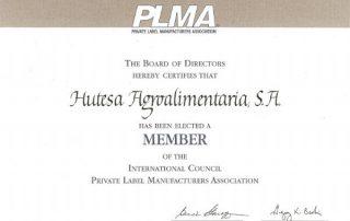 HUTESA ha sido elegido Miembro del Consejo Asociación de Productores de Marcas Privadas