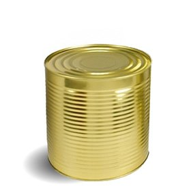 Envase metal aceitunas 3100ml