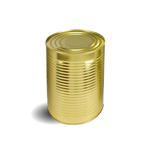 Envase metal aceitunas 425ml