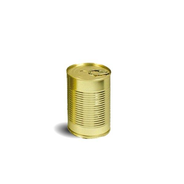 Envase metal aceitunas 500ml
