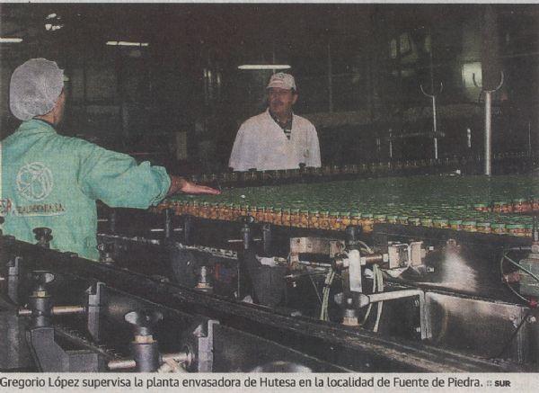 Inversion en capacidad de produccion a lo largo de 2011