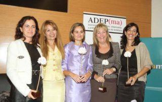 Maria Paz Hurtado, empresaria del año 2011